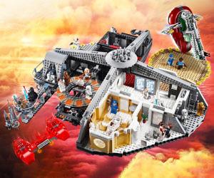 LEGO Star Wars Betrayal At...