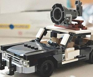 Luxury Blues Brothers LEGO Set