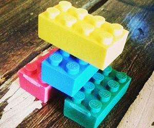 LEGO Brick Eraser Set