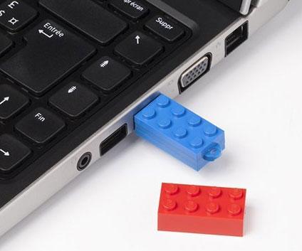 Brick USB Drive