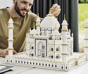 LEGO Creator Taj Mahal Set