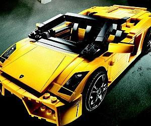 LEGO Lamborghini Gallardo