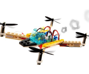 LEGO Flying Drone Kit
