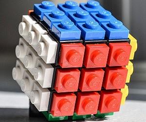 Lego Rubik S Cube