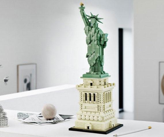 Lego Architecture Statue Of Liberty Set