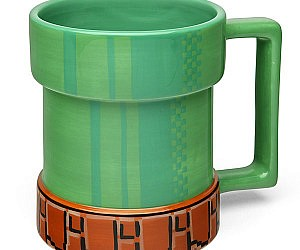 Super Mario Pipe Mug 618deee0cf