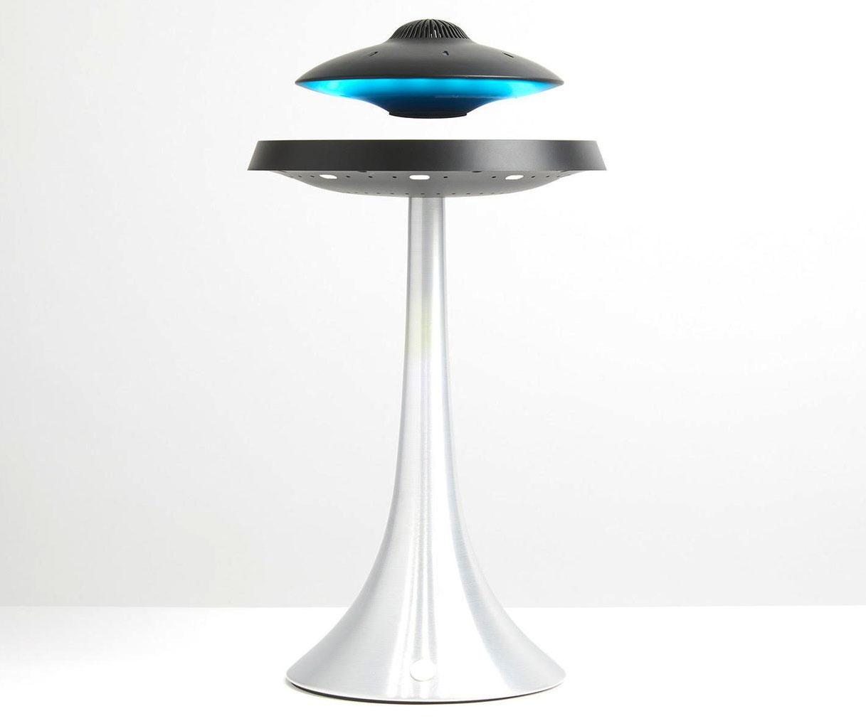 Levitating UFO Bluetooth Speaker Lamp