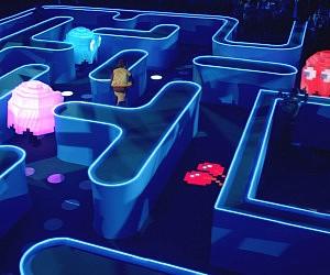 Life Size Pac Man Game