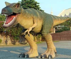 T Rex Dinosaur Lamp