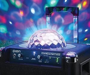 Kaleidoscope Light Show Projector