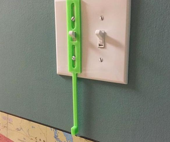 Kid's Light Switch Extender