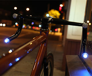 Light Up Bike Handle Bars