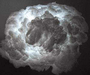 Light Up Cloud Lamp