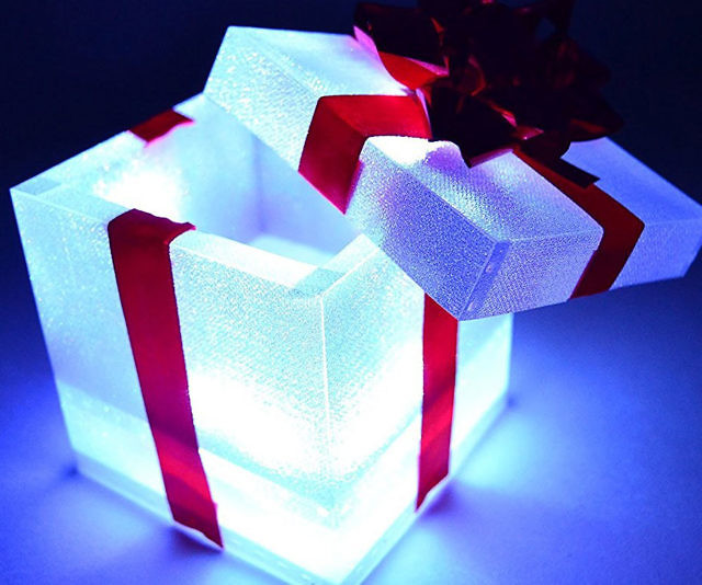 Light up gift boxes negle Image collections