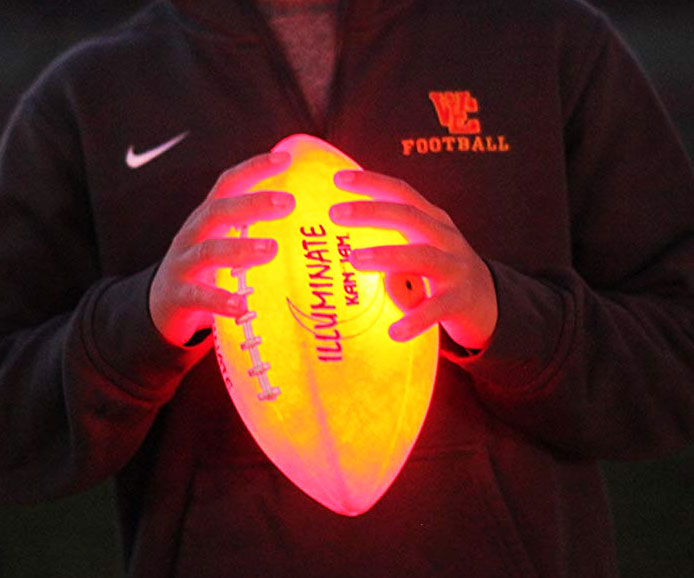 Light Up Glow Football