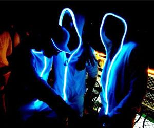 Light Up Hoodies