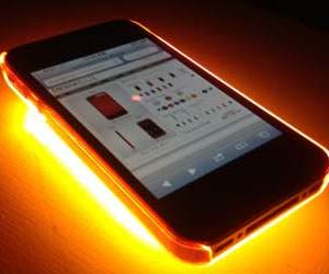 Light Up IPhone Case