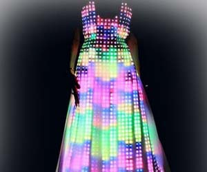 Light Up LED Dress