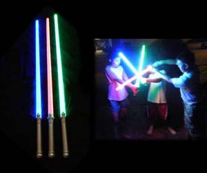 Star Wars Lightsaber Toys