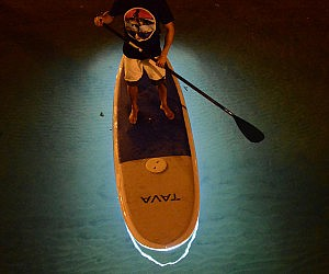 Light Up Paddleboard