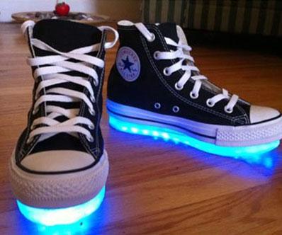adidas superstar light up trainers