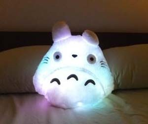 Light Up Totoro Plushie