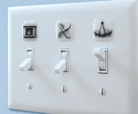 Wall Light Switch Covers Design Decoration