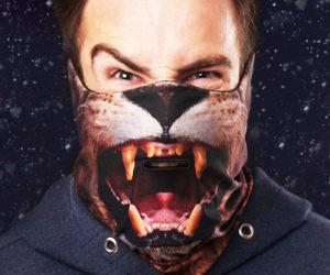 Lion Ski Mask