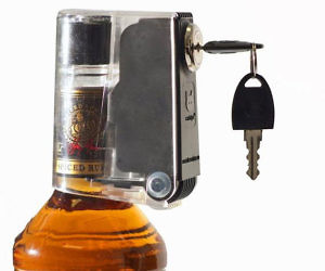 Liquor Bottle Lock