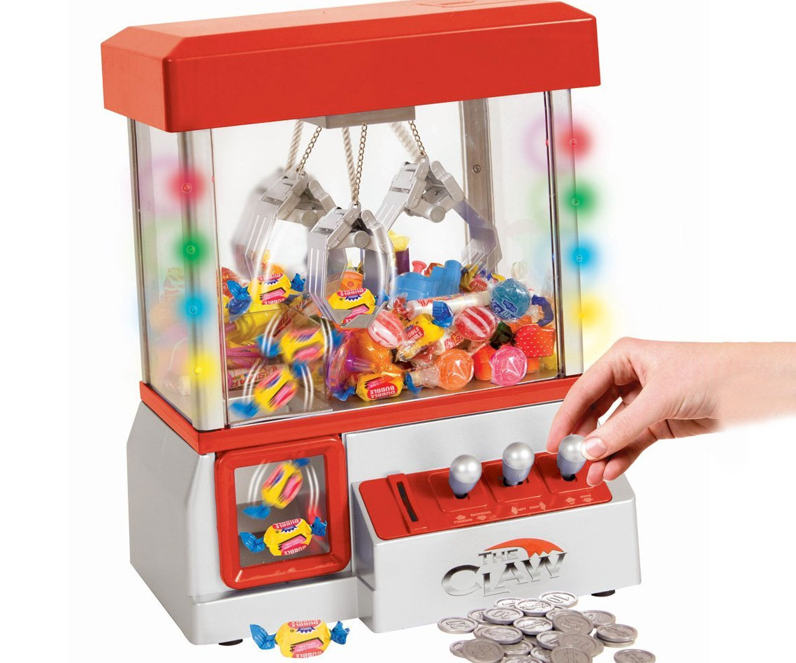 Mini Electronic Claw Game - coolthings.us