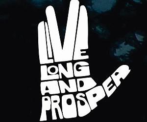 Live Long And Prosper Car ...