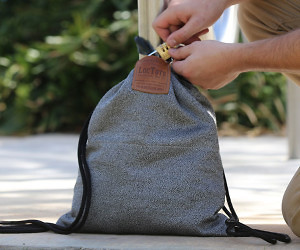 Theft-Proof Drawstring Bac...