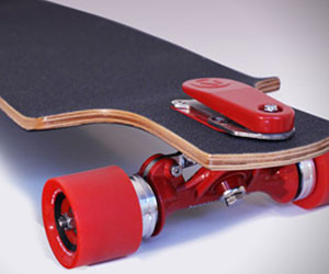 Longboard Skateboard Brakes