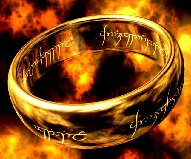 Lord Of The Rings Wedding Band 50 Elegant The One Ring