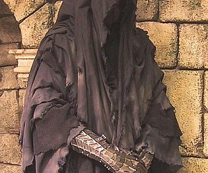 Lord Of The Rings Ringwraith Costume