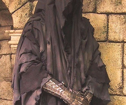 LICENSED RINGWRAITH LORD OF THE RINGS CHILD BOYS FANCY DRESS HALLOWEEN COSTUME