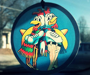 Los Pollos Hermanos Air Freshener
