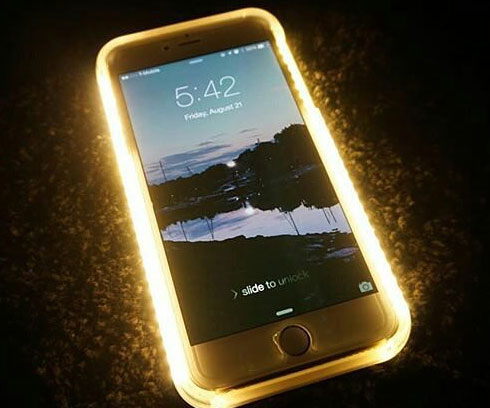 Illuminated iPhone Case
