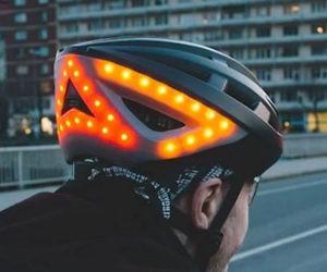 The Smart Bicycle Helmet