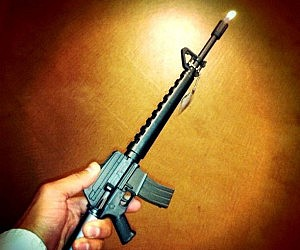 M-16 Rifle Lighter