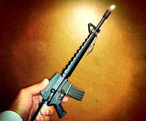 M-16 Rifle Lighter