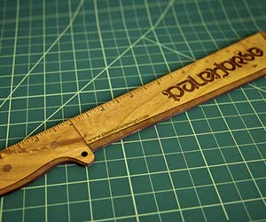 Machete Ruler