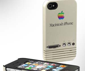 Macintosh iPhone Case