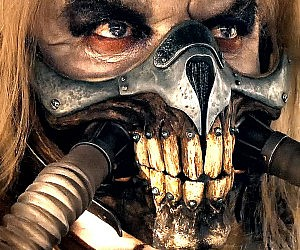 Mad Max Immortan Joe Mask