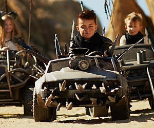 Mad Max Power Wheels Cars