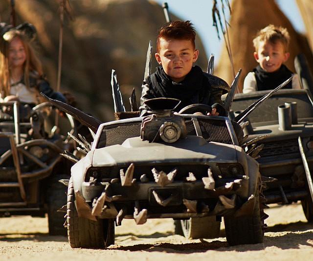 Mad Max Power Wheels Cars