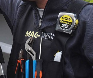 Magnetic Tool Vest