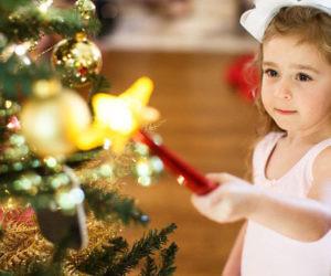 Light Wand Christmas Tree ...