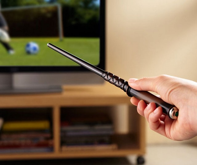 tv wand, magic wand tv remote, Design ideen