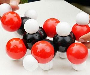 Magnetic Molecular Modeling Kit